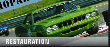 Mopar Garage - Restauration