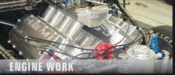 Mopar Garage - Engine Work